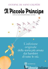 PICCOLO PRINCIPE. EDIZ. ILLUSTRATA (IL) - SAINT-EXUPERY ANTOINE DE