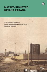 SAVANA PADANA - RIGHETTO MATTEO