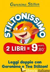 STILTONISSIMO GERONIMO STILTON 1+1 2020 - STILTON GERONIMO