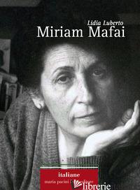 MIRIAM MAFAI - LUBERTO LIDIA