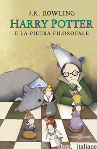 HARRY POTTER E LA PIETRA FILOSOFALE. VOL. 1 - ROWLING J. K.; BARTEZZAGHI S. (CUR.)