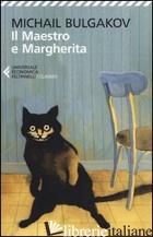 MAESTRO E MARGHERITA (IL) - BULGAKOV MICHAIL; CREPAX M. (CUR.)