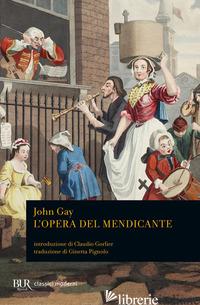 OPERA DEL MENDICANTE (L') - GAY JOHN