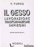 GESSO (IL) - TURCO ANTONIO
