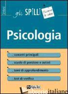 PSICOLOGIA - RANIERI FIORENZO