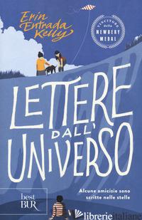 LETTERE DALL'UNIVERSO - ENTRADA KELLY ERIN