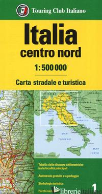 ITALIA CENTRO NORD 1:500.000 -
