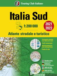 ATLANTE STRADALE ITALIA SUD 1:200.000 -