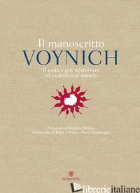 MANOSCRITTO VOYNICH. IL CODICE PIU' MISTERIOSO ED ESOTICO AL MONDO (IL) - SKINNER,PRINKE (A CURA)