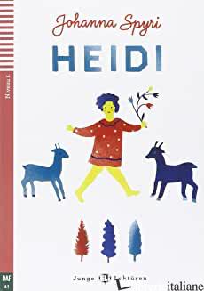 HEIDI. CON CD AUDIO - SPYRI JOHANNA