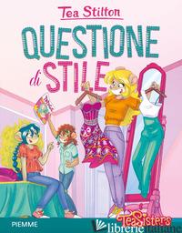 QUESTIONE DI STILE - STILTON TEA