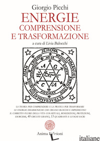 ENERGIE. COMPRENSIONE E TRASFORMAZIONE - PICCHI GIORGIO