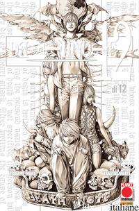 DEATH NOTE. VOL. 12 - OBATA TAKESHI; OHBA TSUGUMI