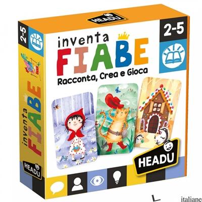 INVENTAFIABE RACCONTA CREA E GIOCA CARTE ILLUSTRATE - IT22960