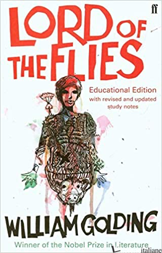 LORD OF THE FLIES - GOLDING WILLIAM
