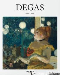 DEGAS - GROWE BERND