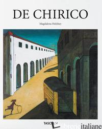 DE CHIRICO - HOLZHEY MAGDALENA