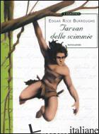 TARZAN DELLE SCIMMIE - BURROUGHS EDGAR RICE
