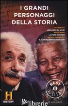 GRANDI PERSONAGGI DELLA STORIA. HISTORY CHANNEL (I) - HISTORY