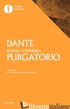 DIVINA COMMEDIA. PURGATORIO (LA) - ALIGHIERI DANTE
