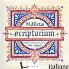 SCRIPTORIUM. CALMA LA TUA MENTE CON L'ARTE DELLA CALLIGRAFIA. EDIZ. ILLUSTRATA - MALLEUS