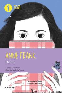 DIARIO - FRANK ANNE; RISARI G. (CUR.)