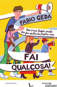 FAI QUALCOSA! - GEDA FABIO
