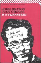 WITTGENSTEIN - HEATON JOHN; GROVES JUDY