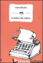 LETTERE DEL SABATO (LE) - DISCHE IRENE