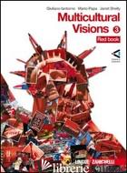 MULTICOLOUR VISIONS. CON MULTICULTURAL VISIONS. PER LA SCUOLA MEDIA. CON 2 CD AU - IANTORNO GIULIANO; PAPA MARIO; SHELLY JANET