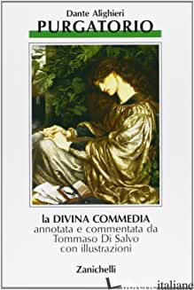 DIVINA COMMEDIA (LA). VOL. 2: PURGATORIO - ALIGHIERI DANTE; DI SALVO T. (CUR.)