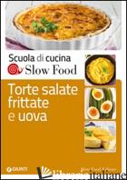 TORTE SALATE, FRITTATE E UOVA - MINERDO B. (CUR.); VENTURINI G. (CUR.)