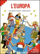 EUROPA A PICCOLI PASSI (L') - DURAND JEAN-BENOIT