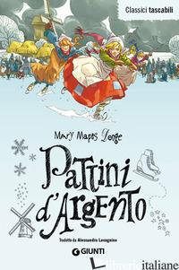 PATTINI D'ARGENTO - DODGE MARY MAPES