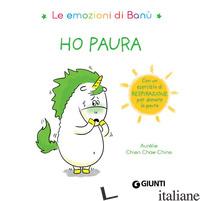 HO PAURA. LE EMOZIONI DI BANU' - CHIEN CHOW CHINE AURELIE