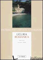 LIGURIA ROMANICA - CERVINI FULVIO