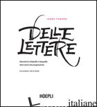 DELLE LETTERE - TUBARO IVANA
