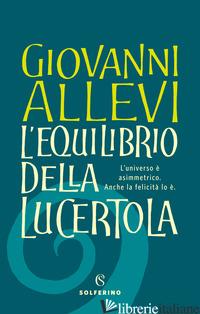 EQUILIBRIO DELLA LUCERTOLA (L') - ALLEVI GIOVANNI