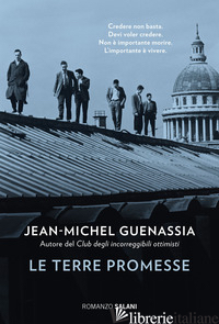 TERRE PROMESSE (LE) - GUENASSIA JEAN-MICHEL