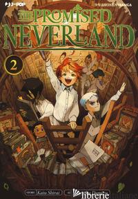PROMISED NEVERLAND (THE). VOL. 2 - SHIRAI KAIU