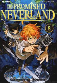 PROMISED NEVERLAND (THE). VOL. 8 - SHIRAI KAIU