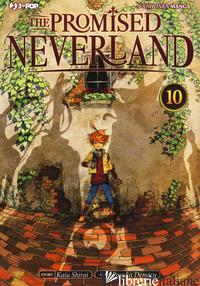 PROMISED NEVERLAND (THE). VOL. 10 - SHIRAI KAIU