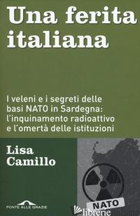 FERITA ITALIANA. I VELENI E I SEGRETI DELLE BASI NATO IN SARDEGNA: L'INQUINAMENT - CAMILLO LISA