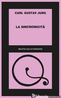 SINCRONICITA' (LA) - JUNG CARL GUSTAV