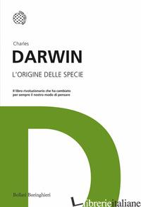 ORIGINE DELLE SPECIE (L') - DARWIN CHARLES