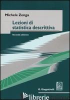 LEZIONI DI STATISTICA DESCRITTIVA - ZENGA MICHELE