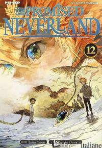 PROMISED NEVERLAND (THE). VOL. 12 - SHIRAI KAIU