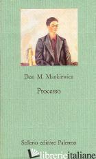 PROCESSO - MANKIEWICZ DON M.