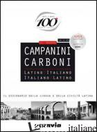 NUOVO CAMPANINI CARBONI. LATINO-ITALIANO, ITALIANO-LATINO (IL) - CAMPANINI CARBONI