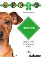 PINSCHER. EDIZ. ILLUSTRATA - TOMASELLI ANTONELLA